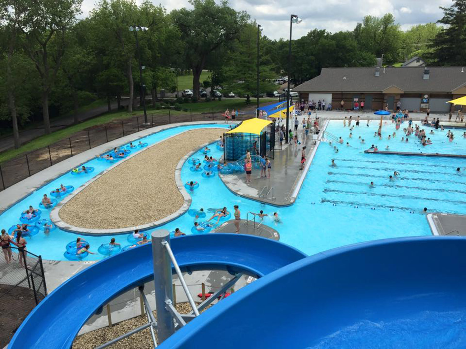 For More Updated Information Visit Us On Facebook At Claycenteraquaticpark