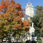 Courthouse Fall